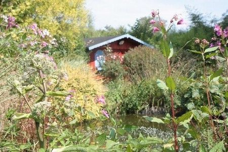 La Cabane De La Maison De Coramille